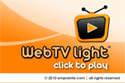 Splash Screen WebTV Light™